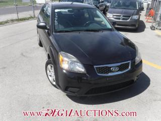 Used 2011 Kia Rio5 4D Hatchback AT for sale in Calgary, AB