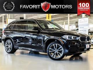 Used 2016 BMW X5 xDrive35i, Leather, Navigation, Sunroof for sale in North York, ON