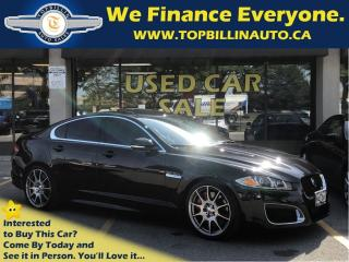 Used 2012 Jaguar XF XFR Navigation, Fully Loaded for sale in Vaughan, ON