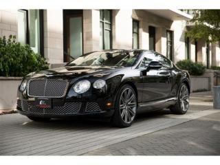 Used 2013 Bentley Continental GT - for sale in Vancouver, BC
