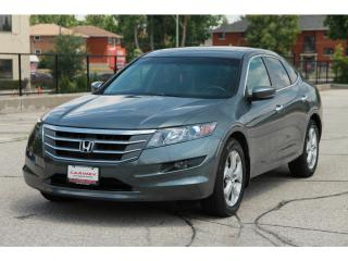 Used 2010 Honda Accord Crosstour EX-L Leather | Suroof | Heated Seats | CERTIFIED for sale in Waterloo, ON