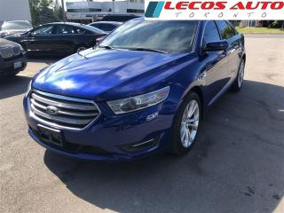 Used 2013 Ford Taurus SEL/Nav/Backup/Leather/Loaded for sale in North York, ON