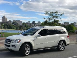 Used 2012 Mercedes-Benz GL-Class DIESEL,7 PASS,NO ACCIDENT,NAV,BACK UP CAMERA for sale in Vancouver, BC