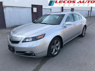Used 2014 Acura TL w/Tech Pkg/Nav/Backup Cam for sale in North York, ON