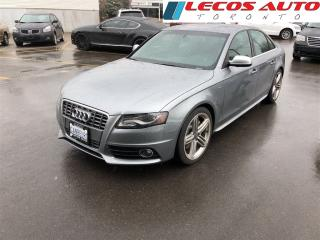 Used 2010 Audi S4 Premium for sale in North York, ON