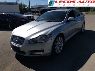 Used 2010 Jaguar XF Premium Luxury for sale in North York, ON
