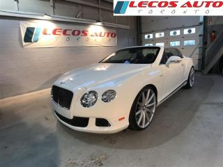 Used 2014 Bentley Continental GT Speed mulliner for sale in North York, ON