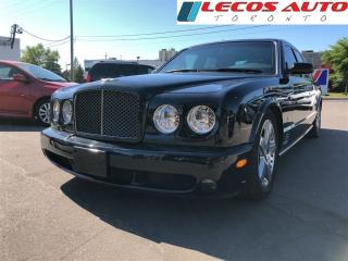 Used 2007 Bentley Arnage T/BULLET PROOF/Armoured /Mulliner for sale in North York, ON