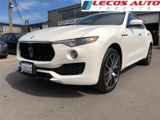 Used 2017 Maserati Levante S for sale in North York, ON