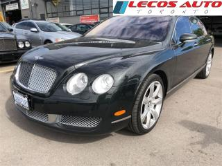 Used 2006 Bentley Continental Flying Spur Flying  Spur for sale in North York, ON