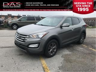 Used 2013 Hyundai Santa Fe Sport AWD LEATHER/PANORAMIC ROOF/CAMERA for sale in North York, ON