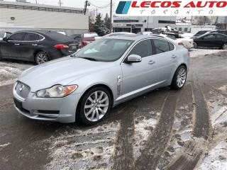 Used 2009 Jaguar XF Premium Luxury/Nav/Backup Cam for sale in North York, ON