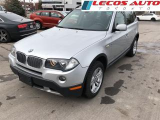 Used 2007 BMW X3 3.0i/Nav for sale in North York, ON