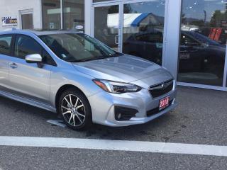 New 2018 Subaru Impreza Sport for sale in Vernon, BC