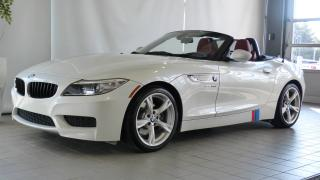 Used 2014 BMW Z4 28i CABRIOLET ** GPS ** for sale in Blainville, QC