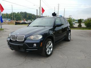 Used 2008 BMW X5 4.8i for sale in Barrie, ON