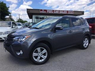Used 2013 Toyota RAV4 XLE for sale in Mississauga, ON