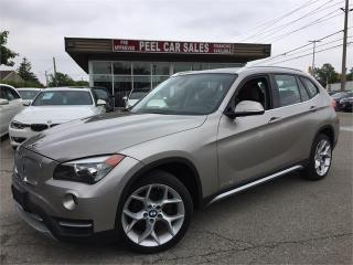 Used 2014 BMW X1 xDrive28i for sale in Mississauga, ON