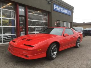 Used 1987 Pontiac Firebird for sale in Kitchener, ON