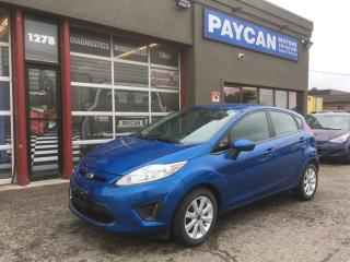 Used 2011 Ford Fiesta SE for sale in Kitchener, ON