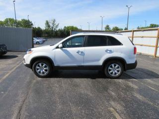 Used 2012 Kia SORENTO LX 4WD for sale in Cayuga, ON