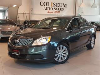 Used 2014 Buick Verano AUTOMATIC-BLUETOOTH-FACTORY WARRANTY-ONLY 75KM for sale in York, ON