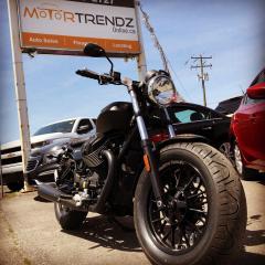 Used 2017 Moto Guzzi v9 Bobber BOBBER for sale in Kemptville, ON