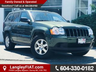Used 2009 Jeep Grand Cherokee Laredo WHOLESALE DIRECT for sale in Surrey, BC