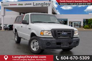 Used 2011 Ford Ranger XL for sale in Surrey, BC