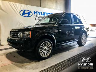 Used 2012 Land Rover Range Rover Sport HSE 4X4 + CUIR + TOIT + WOW ! for sale in Drummondville, QC