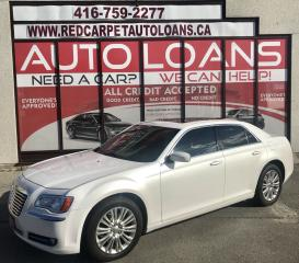 Used 2013 Chrysler 300 300-ALL CREDIT ACCEPTED for sale in Scarborough, ON