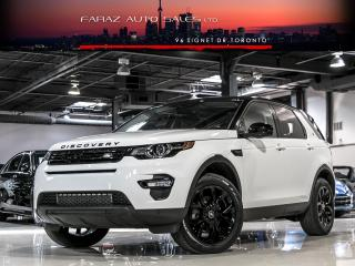 Used 2016 Land Rover Discovery 7PASS|SPORT|HSE|NAVI|REAR CAM|PANO ROOF for sale in North York, ON