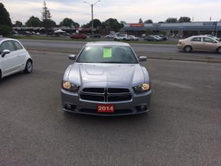 Used 2014 Dodge Charger SXT for sale in Morrisburg, ON