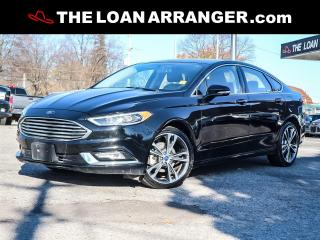Used 2017 Ford Fusion for sale in Barrie, ON