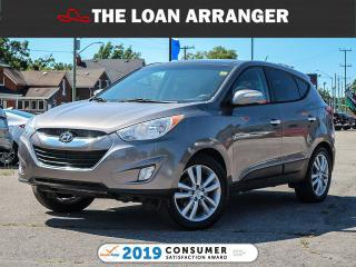 Used 2010 Hyundai Tucson for sale in Barrie, ON
