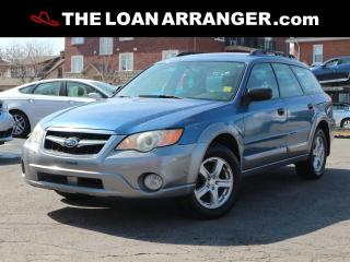 Used 2009 Subaru Outback for sale in Barrie, ON