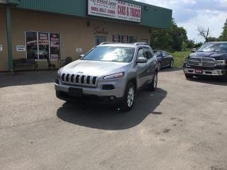 Used 2015 Jeep Cherokee North for sale in Bolton, ON