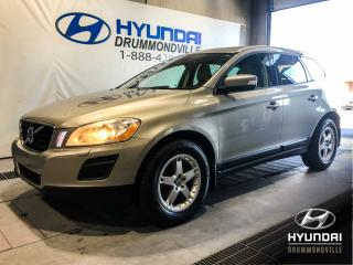 Used 2011 Volvo XC60 3.2 + CUIR + TOIT + MAGS + WOW ! for sale in Drummondville, QC