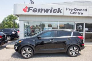 Used 2013 Kia Sportage 2.4L EX AWD at for sale in Sarnia, ON