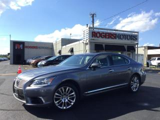 Used 2015 Lexus LS 460 SWB - AWD for sale in Oakville, ON