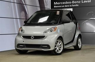 Used 2014 Smart fortwo electric drive cpé for sale in Laval, QC