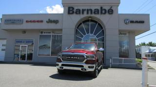 Used 2019 RAM 1500 RAM 1500 LARAMIE 2019 NAVIGATION + CUIR for sale in Napierville, QC