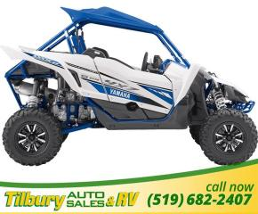 New 2017 Yamaha YXZ1000R SS 998cc, liquid-cooled, DOHC, 4-valve AUTOMATIC. for sale in Tilbury, ON