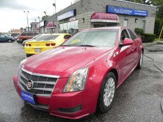 Used 2011 Cadillac CTS for sale in Windsor, ON