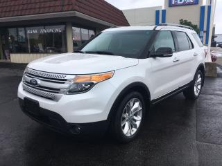 Used 2015 Ford Explorer XLT for sale in Cobourg, ON