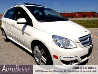 Used 2011 Mercedes-Benz B-Class B200 - 2.0L - PANO ROOF for sale in Woodbridge, ON