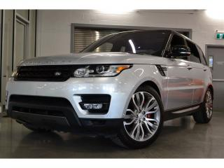 Used 2016 Land Rover Range Rover Sport V8 for sale in Laval, QC