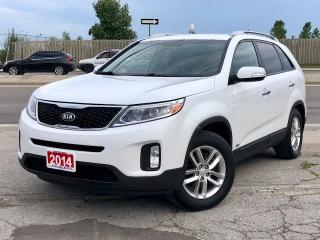 Used 2014 Kia Sorento AWD GDI|ACCIDENT FREE| FINANCING AVAILABLE for sale in Mississauga, ON