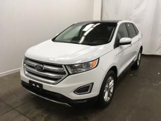 Used 2017 Ford Edge SEL for sale in Bradford, ON