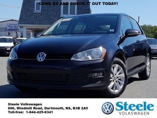 Used 2015 Volkswagen Golf Trendline - Certified, TDI, 0% Financing for sale in Dartmouth, NS